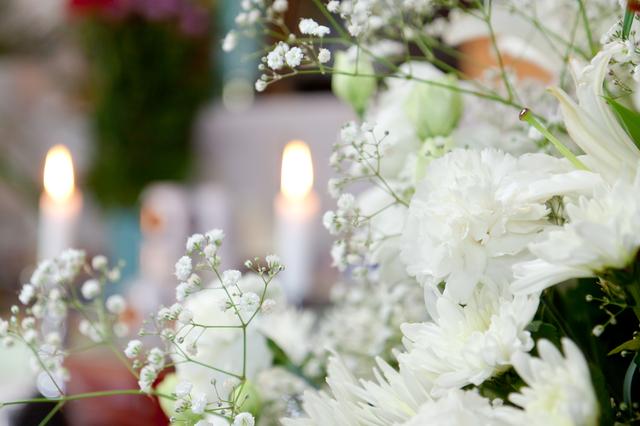 喪主の挨拶やスピーチに使える言葉の例文や手紙・メールに使える文例