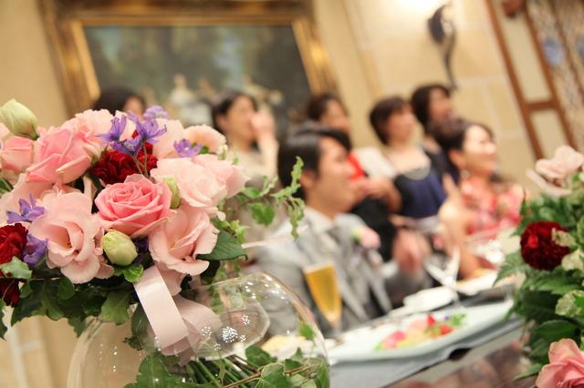結婚式の挨拶やスピーチに使える言葉の例文や手紙・メールに使える文例
