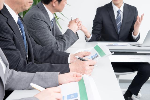 業績悪化時の挨拶やスピーチに使える言葉の例文や手紙・メールに使える文例
