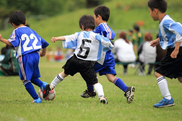 ジュニアサッカー教室開会の挨拶やスピーチに使える言葉の例文や手紙・メールに使える文例