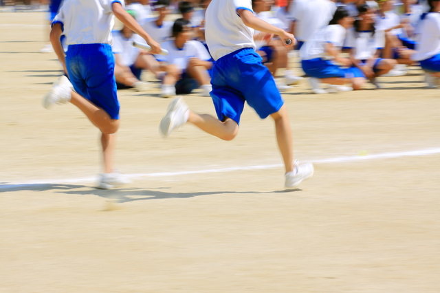 中学校運動会閉会の挨拶やスピーチに使える言葉の例文や手紙・メールに使える文例